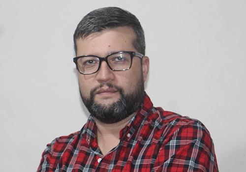 Mario Andres Gimenez - expositor