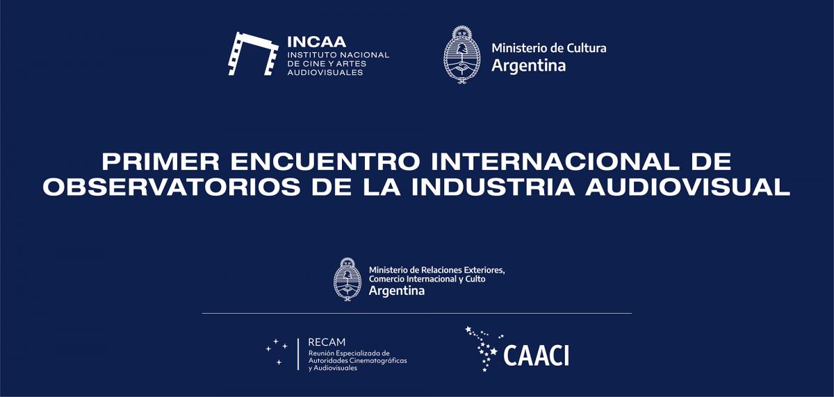 PRIMER ENCUENTRO INTERNACIONAL DE OBSRVATORIOS DE LA INDUSTRIA AUDIOVISUAL