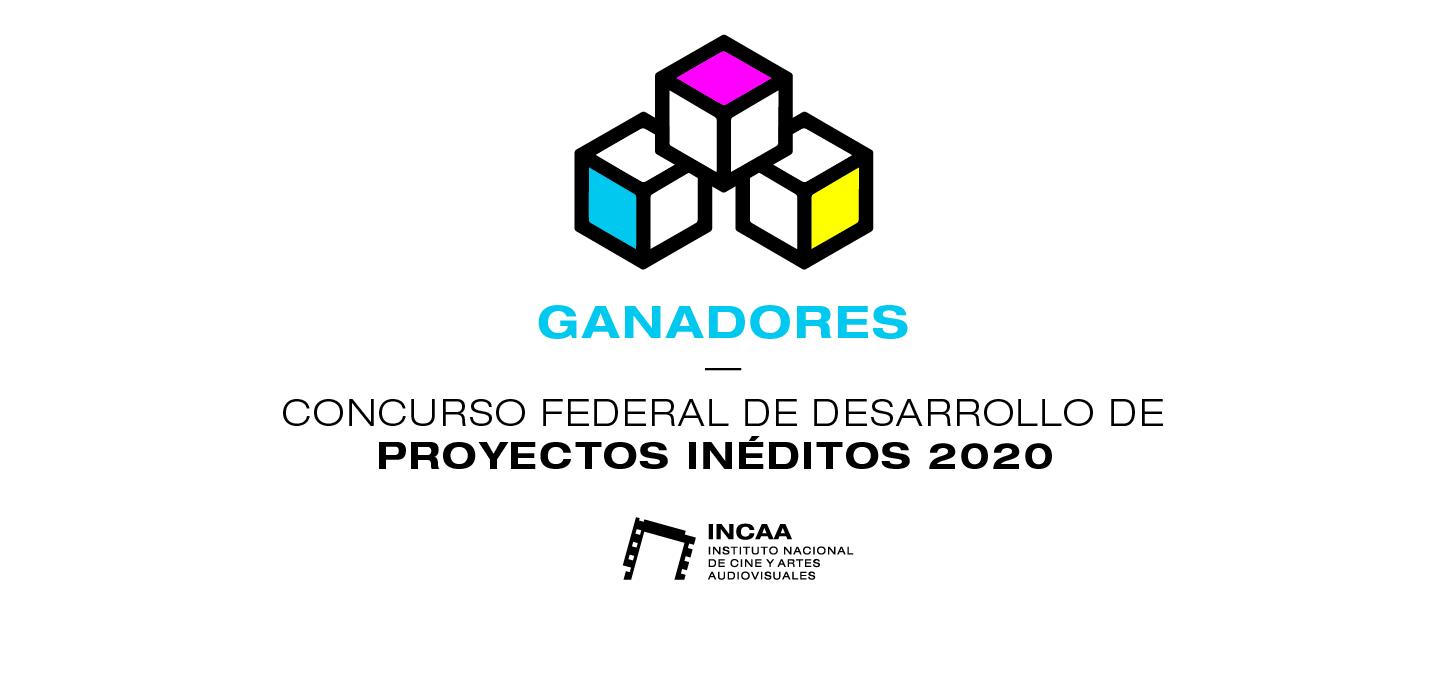 PROYECTOS INEDITOS GANADORES