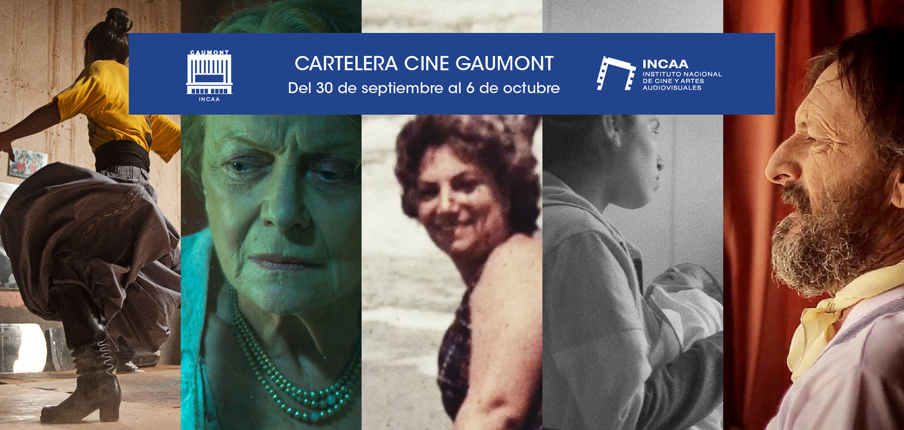 Cartelera Cine Gaumont