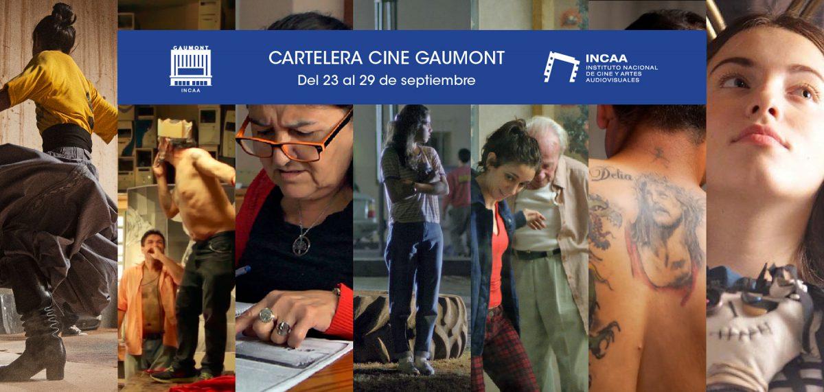 Cartelera Gaumont