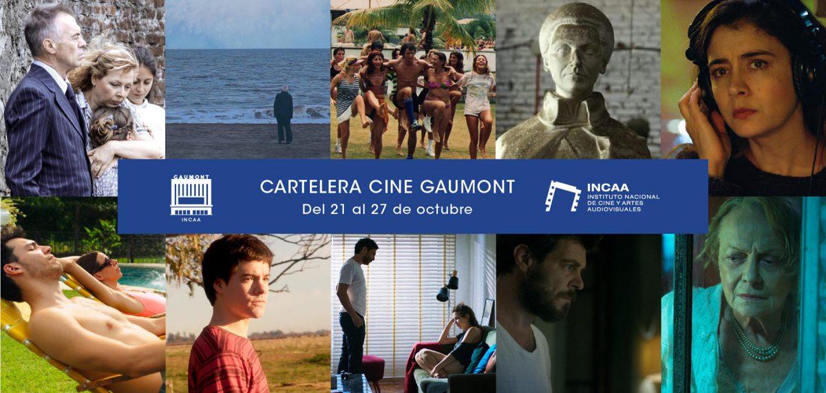 Cartelera Complejo Gaumont